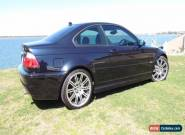 BMW M3 E46 COUPE 6sp SMG 3.2i [MY04.5] for Sale
